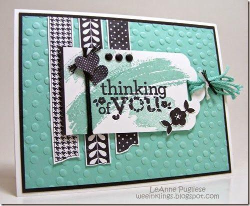 LeAnne Pugliese WeeInklings FMS139 CM23 Kind & Cozy Stampin Up