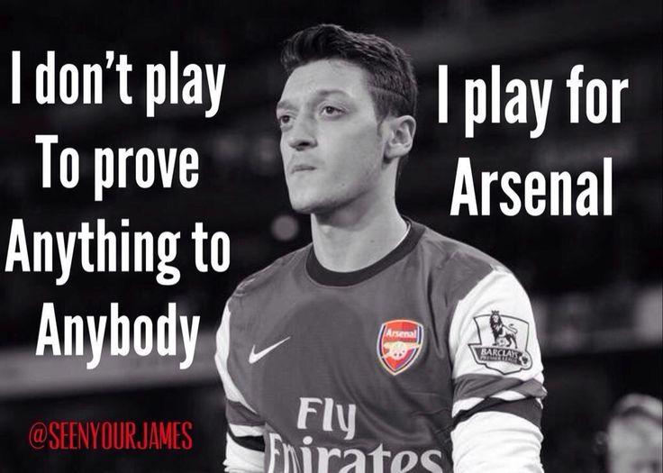 Mesut Ozil #Class http://ozsportsreviews.com/2013/09/arsenal-break-transfer-fee-record-for-mesut-ozil/