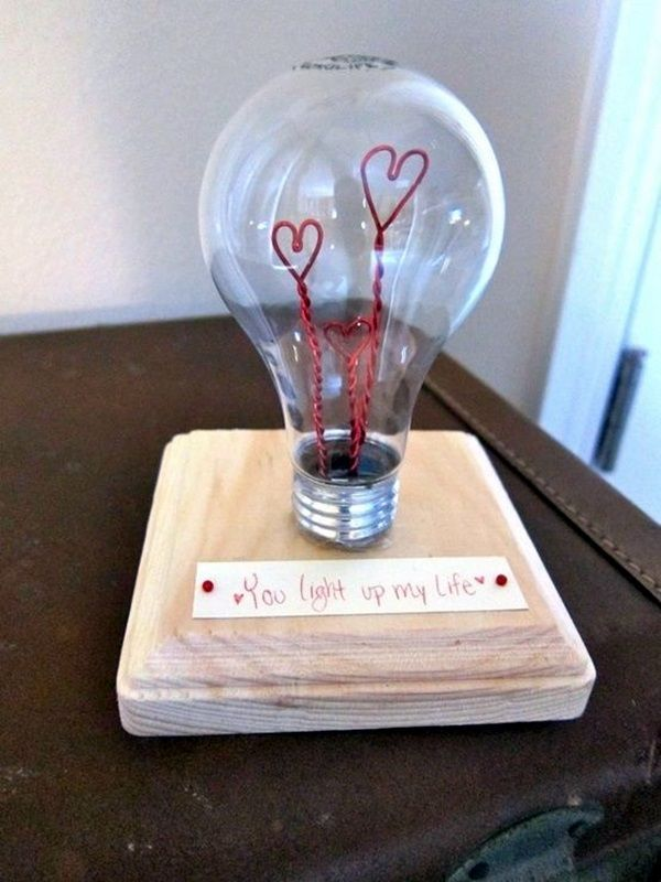101 homemade valentines day ideas for him thatre really cute - Cute Homemade Valentines Day Gifts