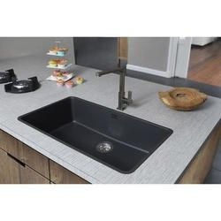 Buy Reginox CB Regi Color Ohio Extra Wide Bowl Black Kitchen Sink From  Appliances Direct   The UKu0027s Leading Online Appliance Specialist