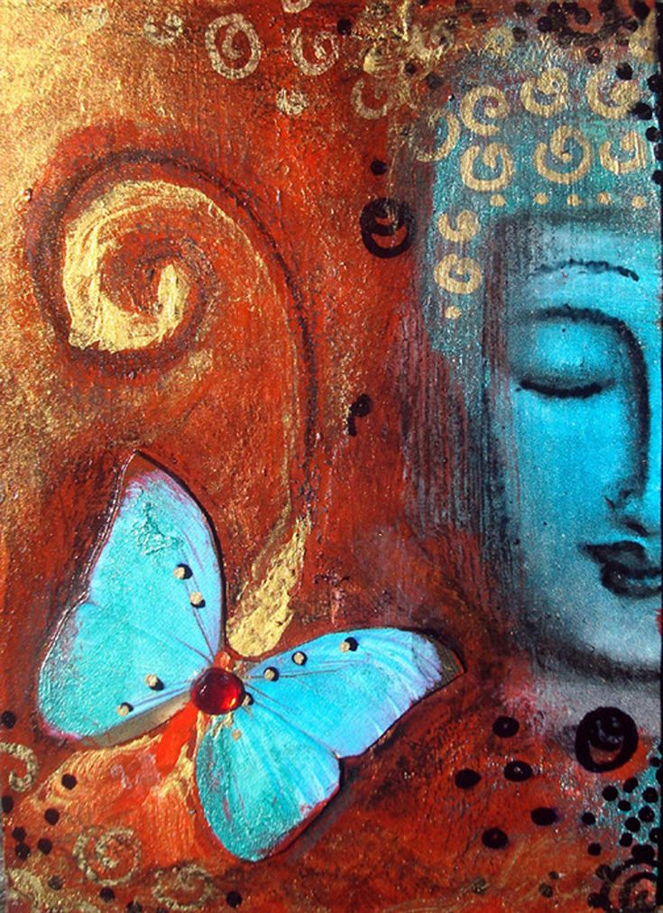 Meditation Bilder Sehen