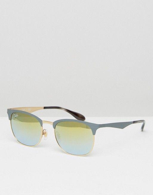 Ray-Ban | Ray-Ban Clubmaster Sunglasses 0RB3538