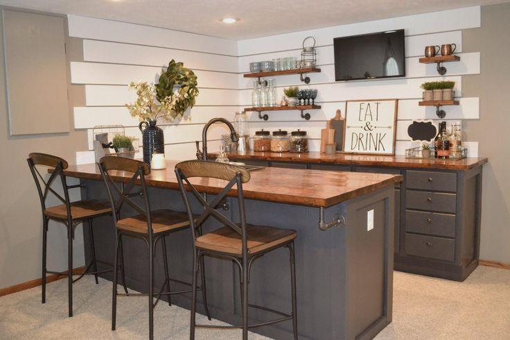 Home Wet Bar Ideas: Best 25+ Wet Bar Basement Ideas On Pinterest