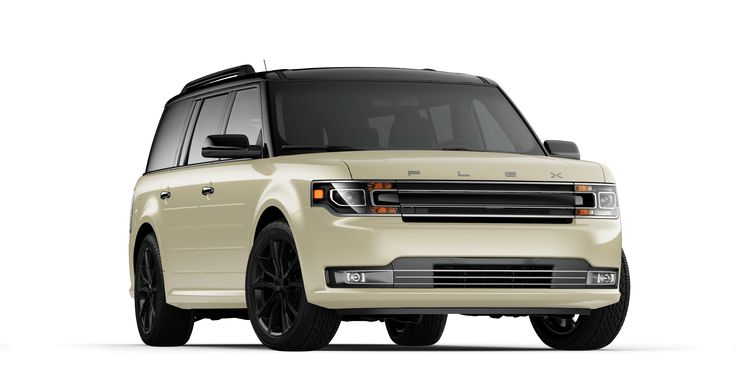 2017 Ford Flex - Build & Price