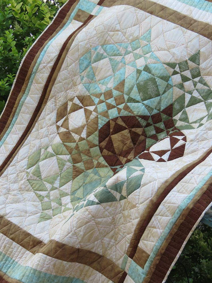 206 Best Quilts Storm At Sea Images On Pinterest Quilt
