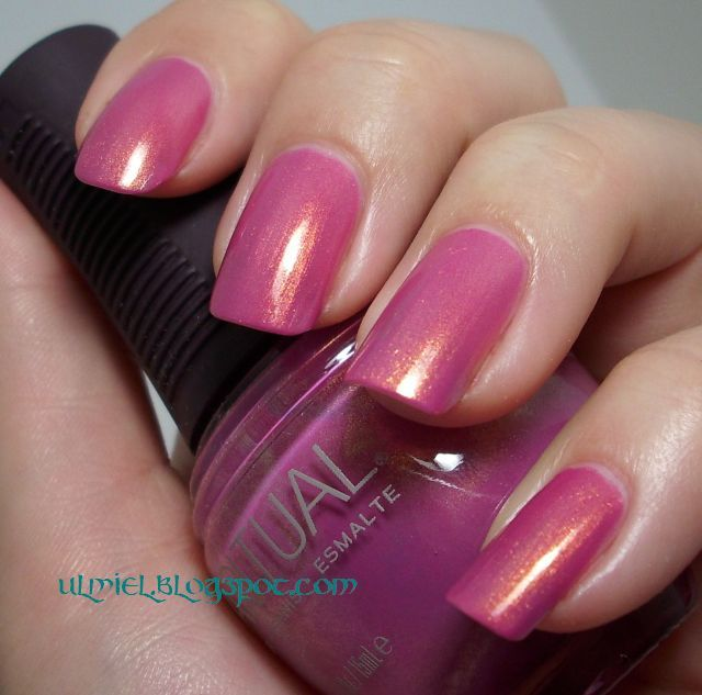 Spa Ritual Strawberry Fields Forever, Free Shipping at Nail Polish Canada