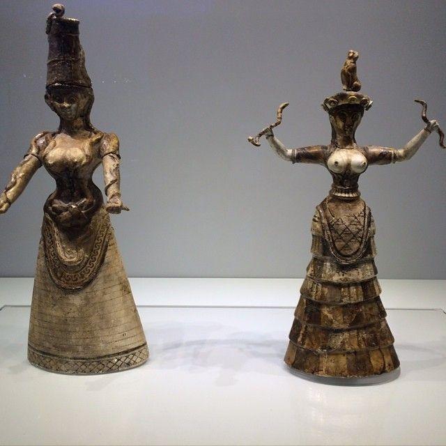 Archaeological Museum of Heraklion Photo credits: @persamarathefti