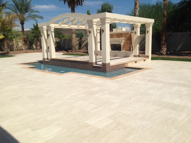 Pools And Patios Pool And Patio Design Ideas Backyard