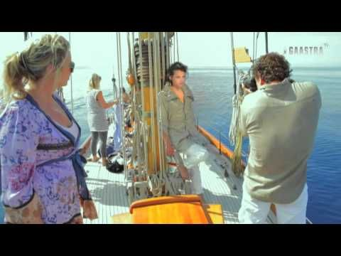 Making of the Gaastra Spring Summer 2012 photoshoot! - YouTube