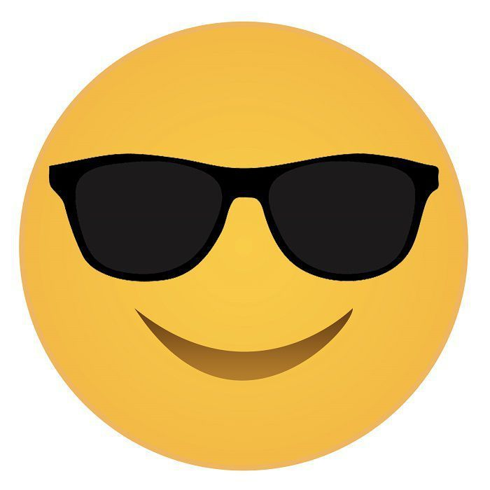 Genius image in emoji faces printable