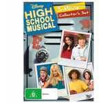 High School Musical / High School Musical 2 / High School Musical 3