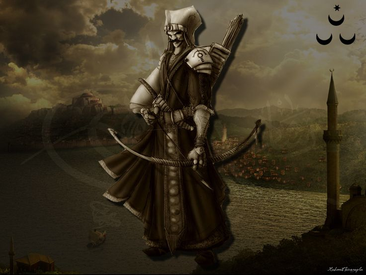 ottoman soldier wallpaper - Google'da Ara