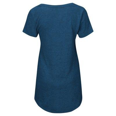 Houston Texans Women's Game Time Glitz T-Shirt - Team Color Xxl, Multicolored