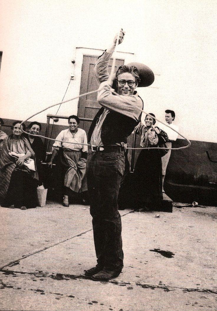 47 best Movie: GIANT, 1956 images on Pinterest   Dean o ...  Giant 1956 James Dean