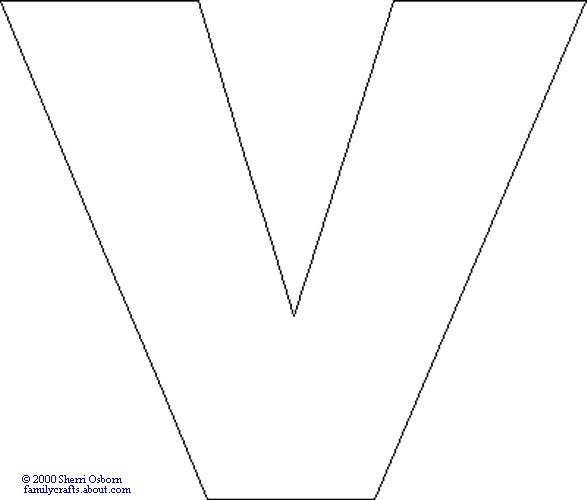 1000 images about Letter V on Pinterest