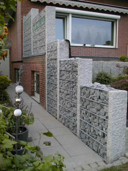186 Best Images About Gabion On Pinterest Wire Mesh