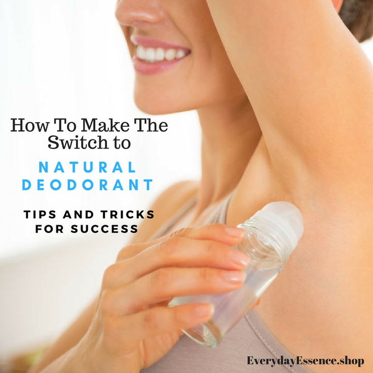 We all know we need to do it but no one tells us HOW!  Get educated on how to make the switch to natural deodorant and why it could be the key to keeping you healthy!   #naturaldeodorant #detoxification #armflab #deodorant