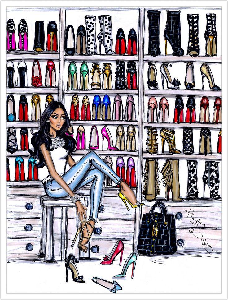 #Shoe Closet