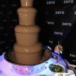 Fuente de Chocolate en Fiestas de Fin de Año