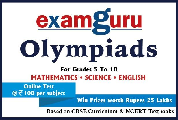 Pin On Online Olympiad For Class 5 To 10