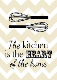 Frases - PARA A COZINHA (for the kitchen).