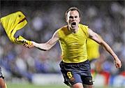 El gol més celebrat...