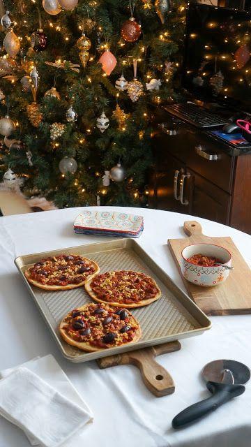 Easy naan pizza | Tera Solara
