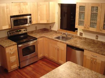 32 Best Images About Birch Cabinets On Pinterest