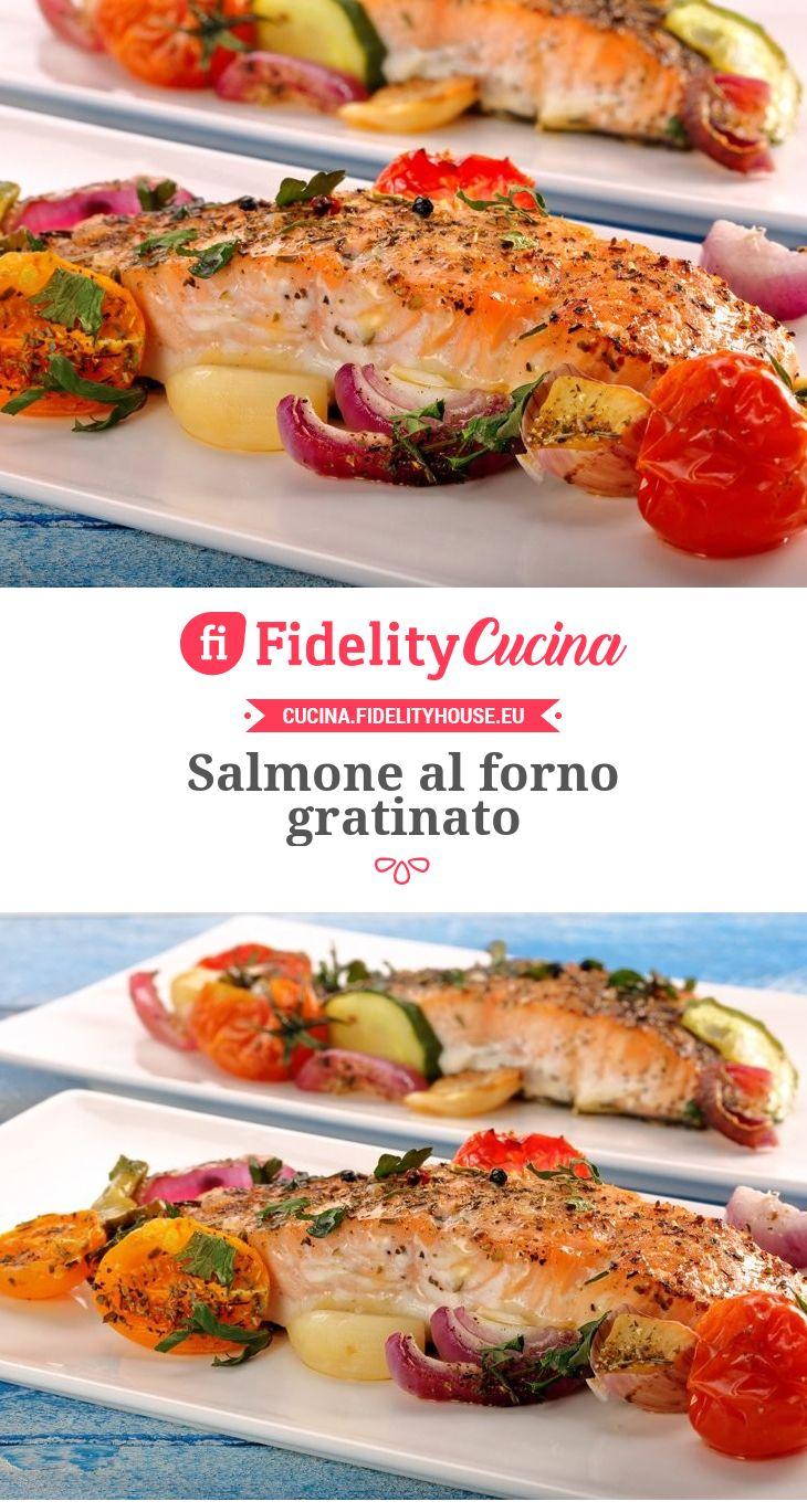 f38c425682349f0a4ffae7a018f4a76f - Salmone Al Forno Ricette