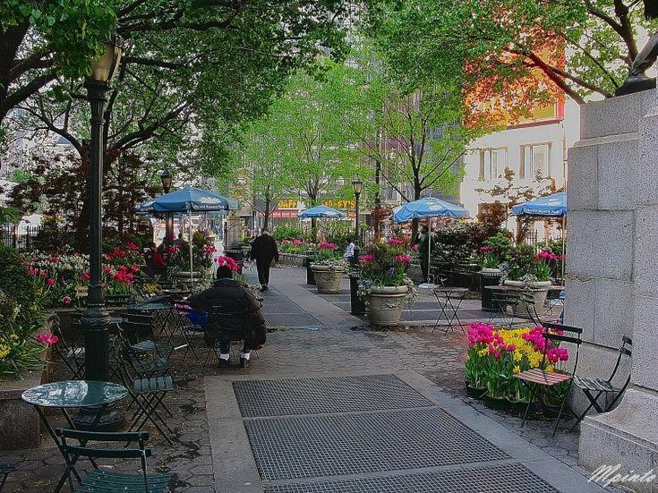 Herald Square Park...mpinto