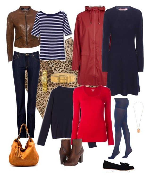 """""""Autumn weekend"""" by wardrobepieces on Polyvore featuring Dolce&Gabbana, Lee, KG Kurt Geiger, Max&Co., Prada, Berkshire, Rains, 81hours, Seiko and Talie NK"""