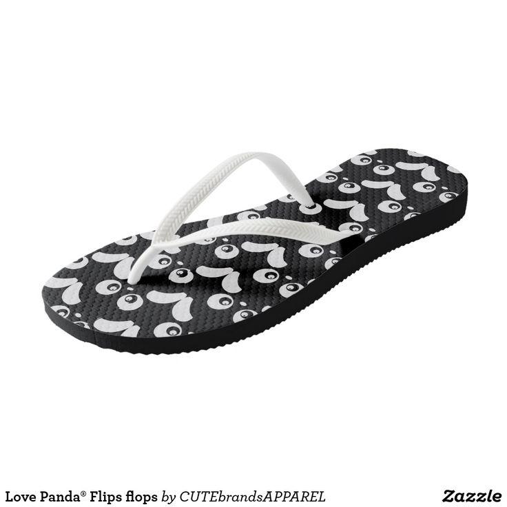 Love Panda® Flips flops