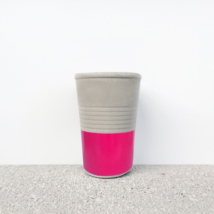 HARDEN UP CONCRETE CUPS - BRIGHTS