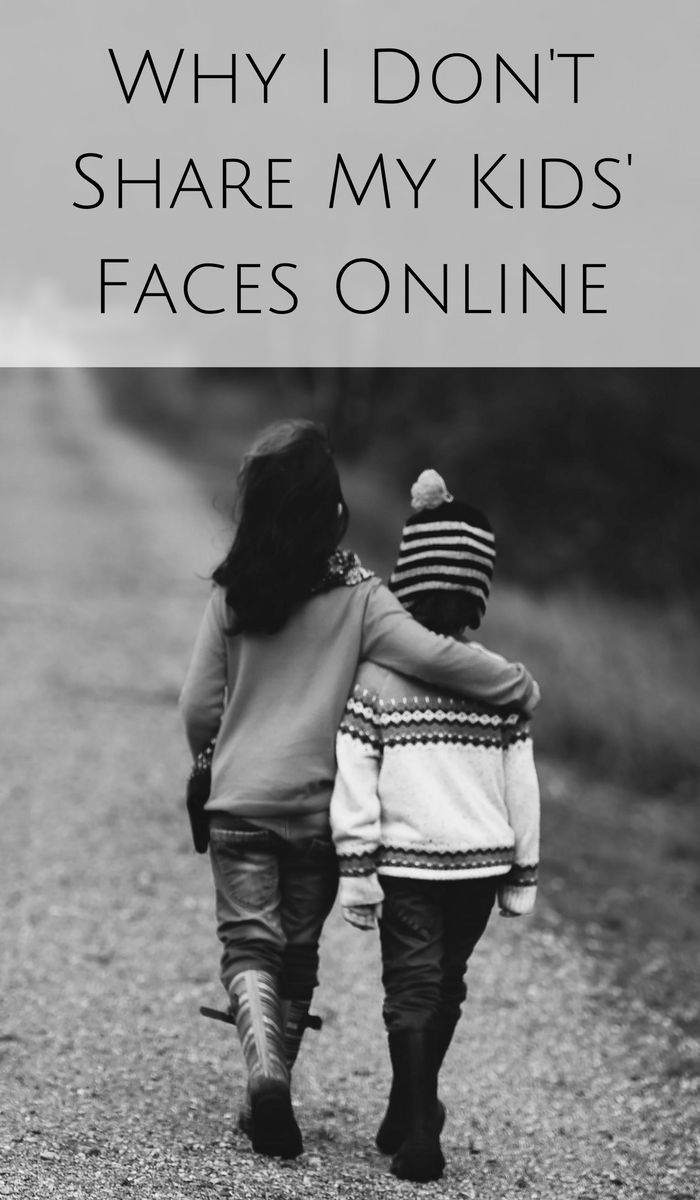 MUST READ! Do you share photos of your precious children on public social media and public blogs? If so, you may consider changing your privacy settings afterward.