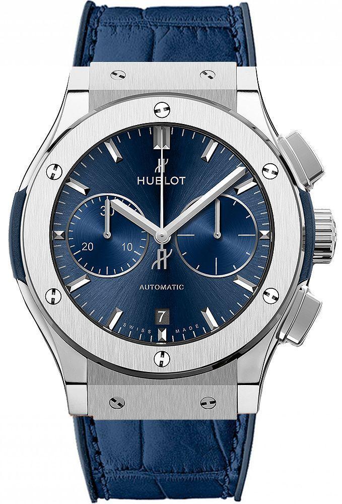 521 Nx 7170 Lr Hublot Classic Fusion Chronograph 45mm Mens Watch Hublot Classic Hublot Watches Titanium Watches