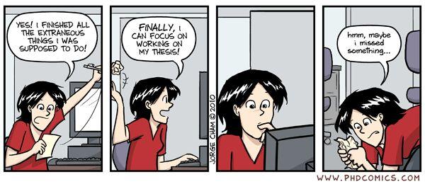 Phd comics cecilia thesis