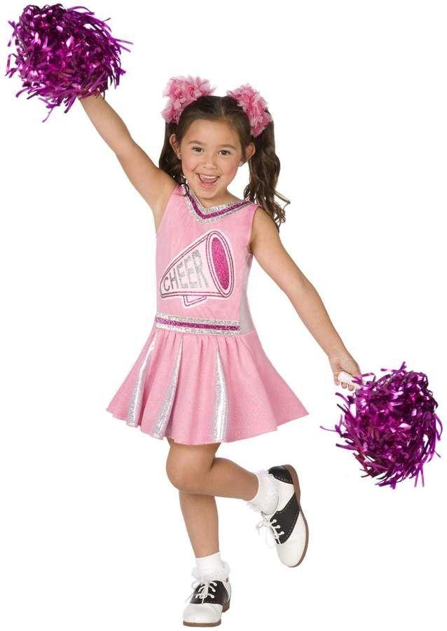 Cheerleader Small Child S Halloween Costume Costume Complete Adorable Halloween Kostume Fur Madchen Madchen Kostume Kinderbekleidung Madchen