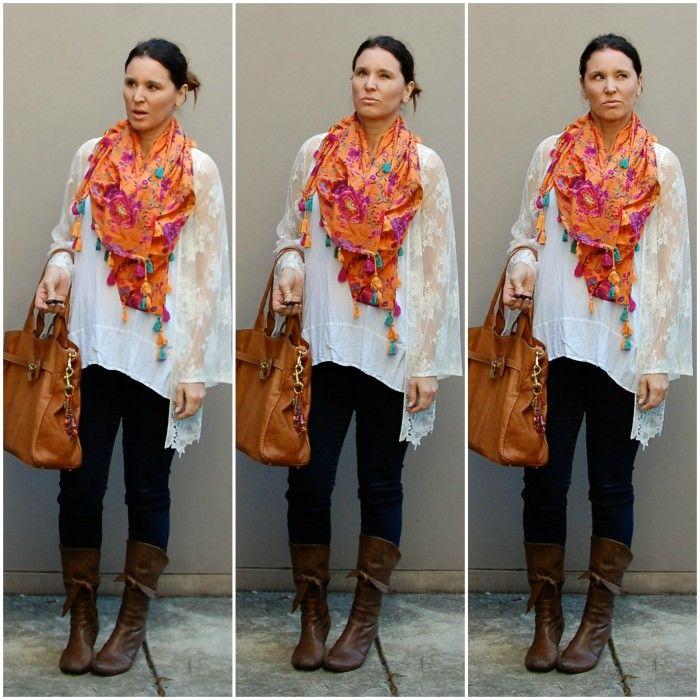 Daily Style: A little bit Nina Proudman
