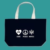 LPN = Love Peace Nurse