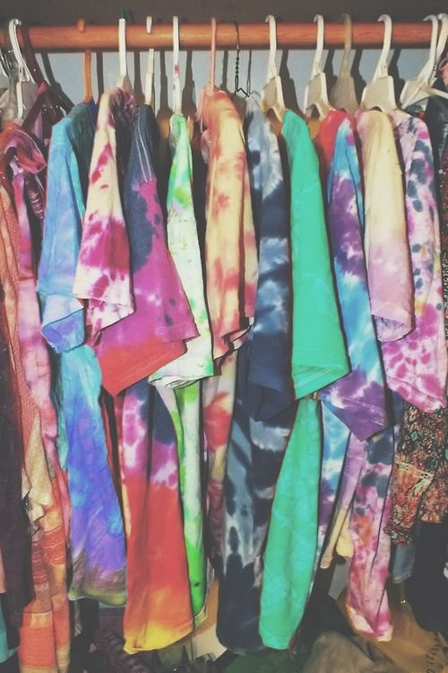 Hippie shirts ~ I wish my wardrobe looked a little bit more like this. I'm kind of into hippie stuff at the moment, but there aren't many shops that sell clothing like this anymore..