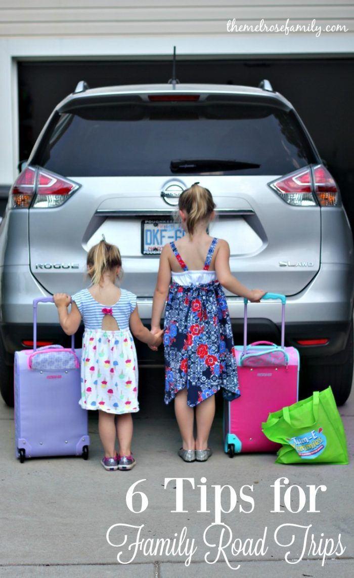 Looking for a few pointers before your next family road trip? Learn from The NY Melrose Family because we all know there's nothing worse than needing a vacation after a vacation!