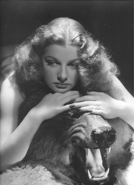 Ann Sheridan, 1930s, photo by George Hurrell