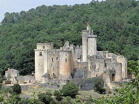 Francia Château de Bonaguil