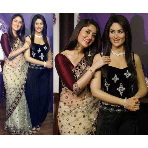 Online Shopping for Kareena Kapoor Designer Saree Sari  | Bollywood Sarees | Unique Indian Products by Gapshop - MGAPS21327189930
