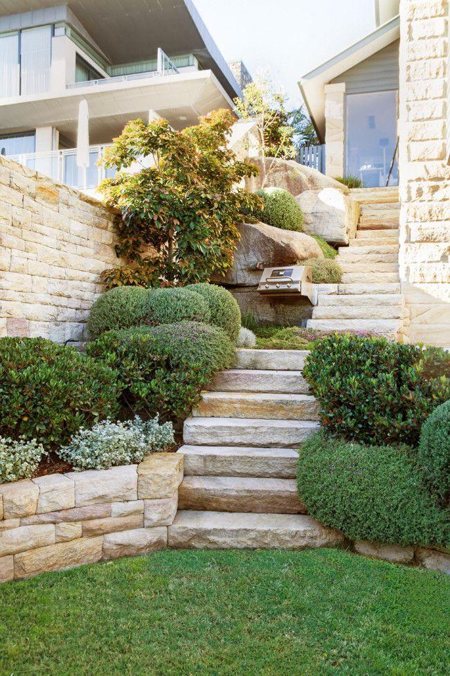 côté du jardin / maison