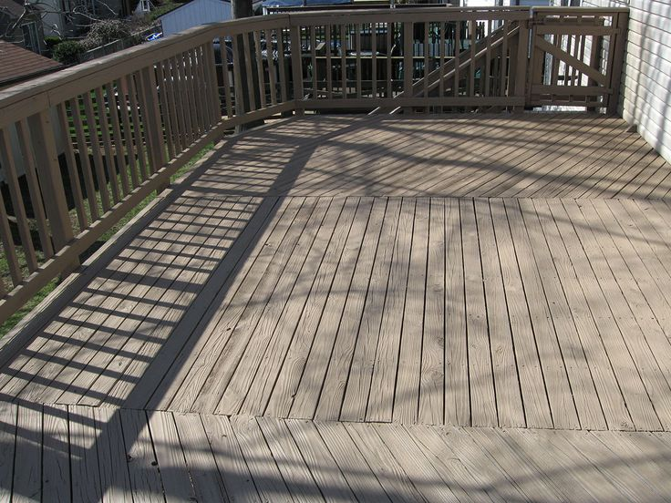 Castle Grey Behr Deck Solid Stain Cape Cod Gray