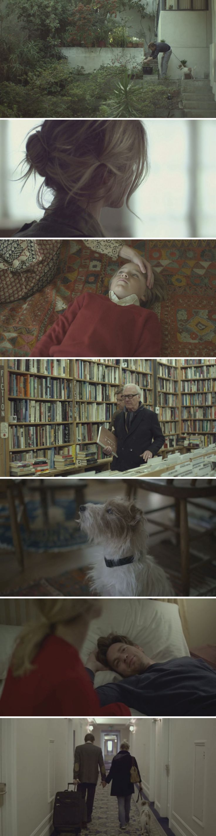 beginners - such a great and low key movie