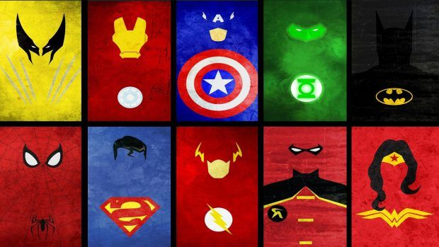 DC Comics Icon HD Wallpapers.