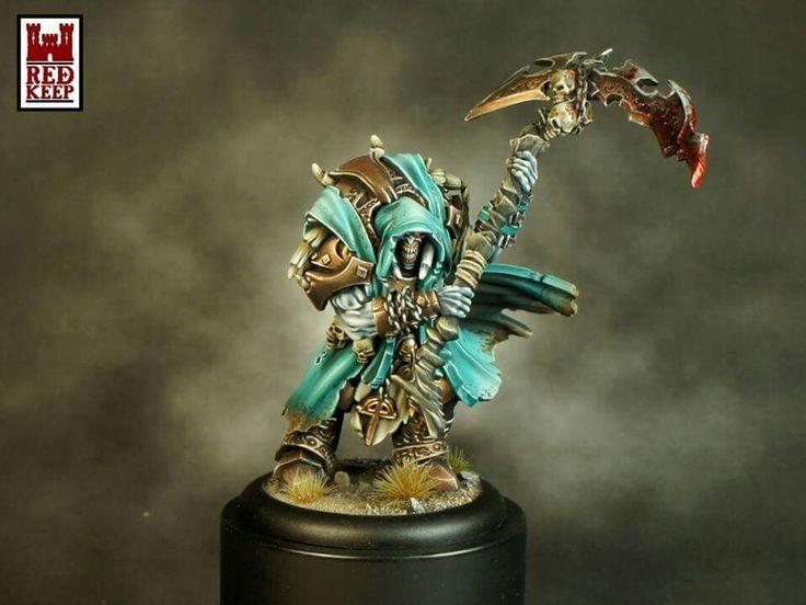 Pretoriano Goliath de la Legión Oscura