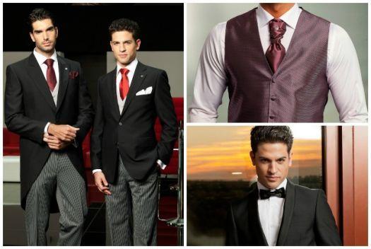 14 propuestas de trajes de novio para tu boda [Fotos]